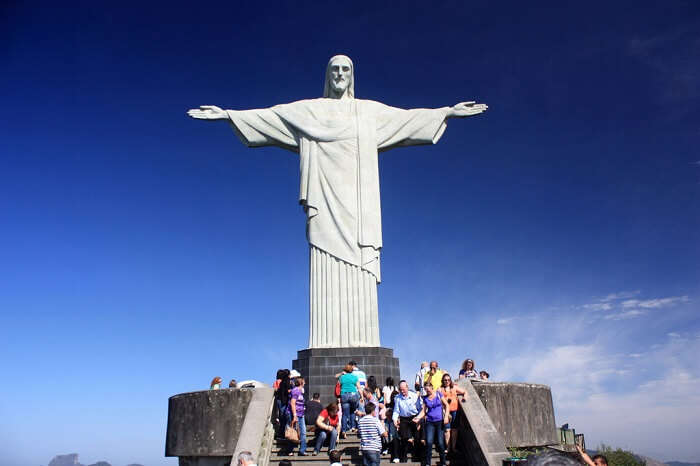 the iconic symbol of Brazil