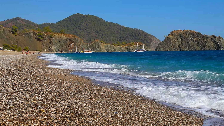 scenic charm of the coast