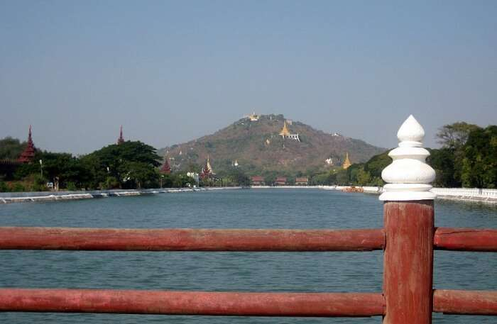 Mandalay Hill View