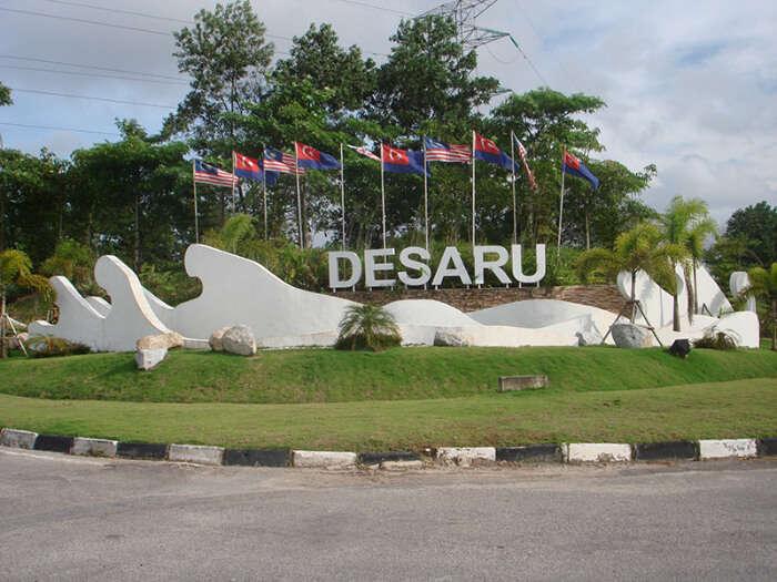 Desaru in Singapore