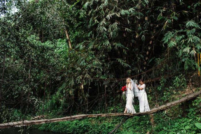 Eco Paradise Bambu Indah