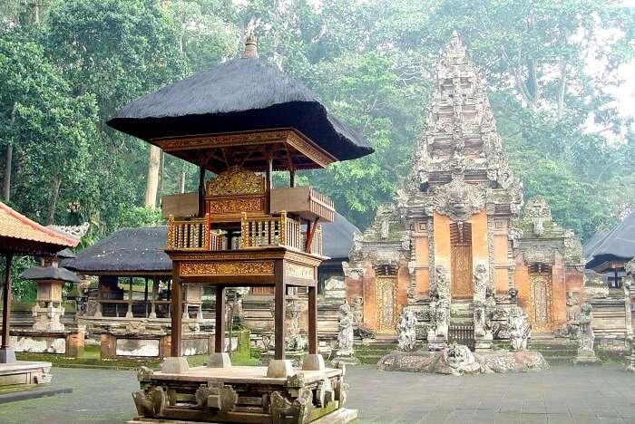 Explore the Padangtegal Village