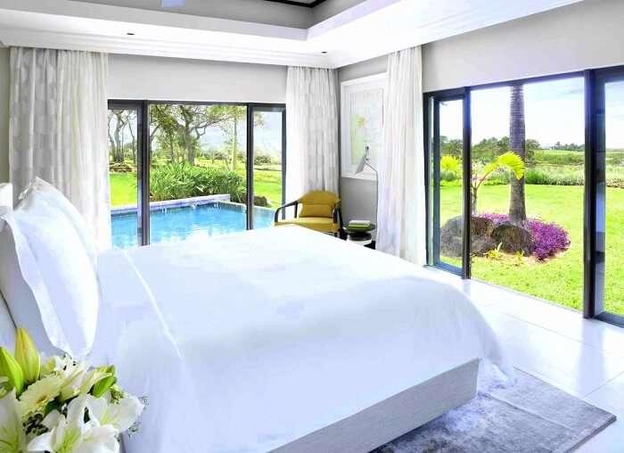 best resort in mauritius