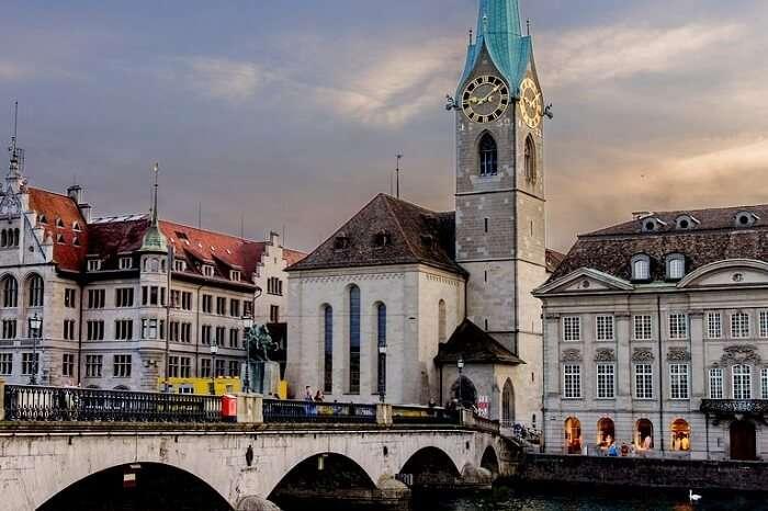 Fraumünster Church