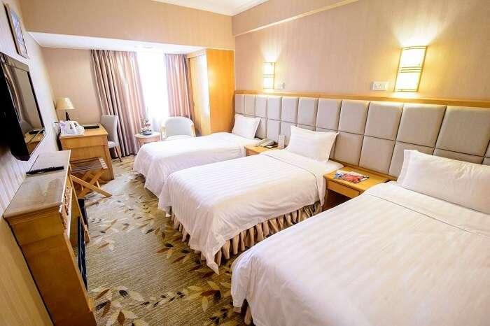 Fu Hua Guangdong Hotel Macau