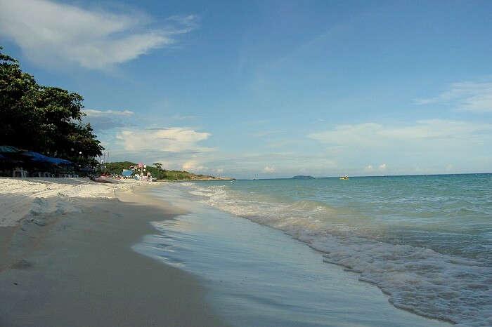 Hat Sai Keaw Beach