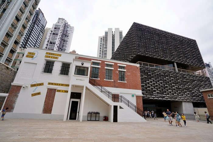 Hong Kong Former Central Magistracy