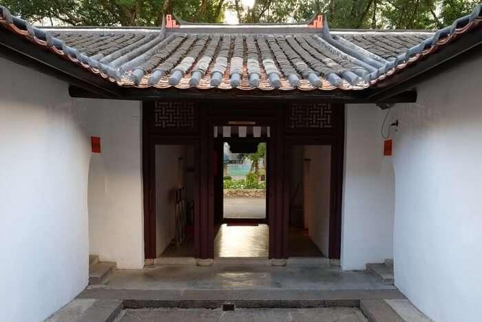 Hong Kong Tsuen Wan Sam Tung Uk Museum