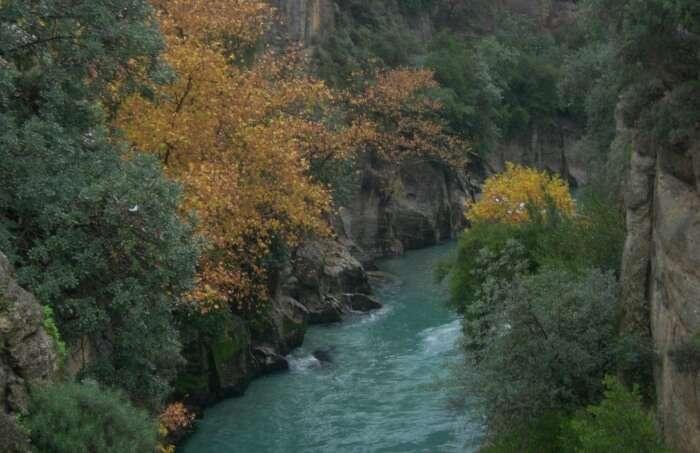 Köprülü Canyon National Park