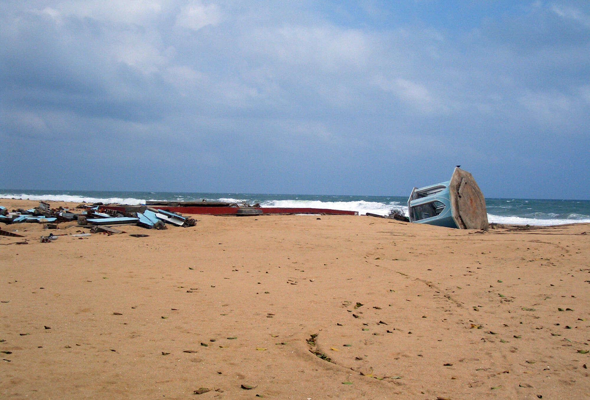 Kallady Beach