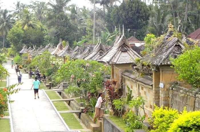 Kertalanga Village