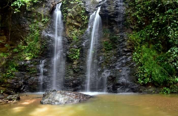 Khlong Jark Waterfall