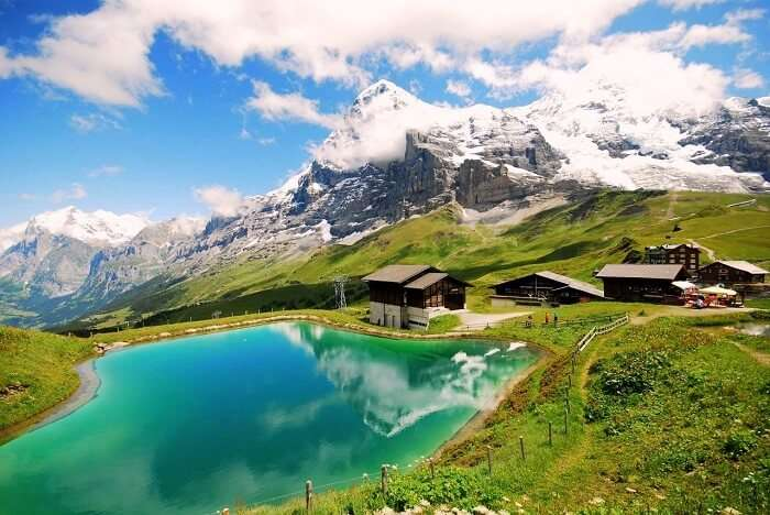 the Bernese Oberland region
