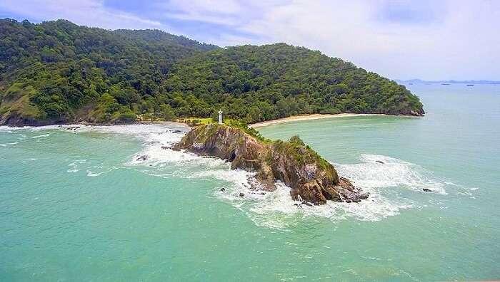 popular tourist hotspot