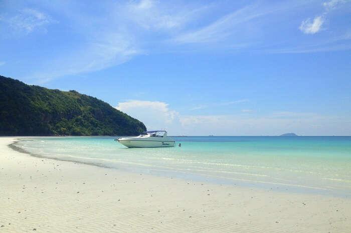 majestic Koh Khram beach