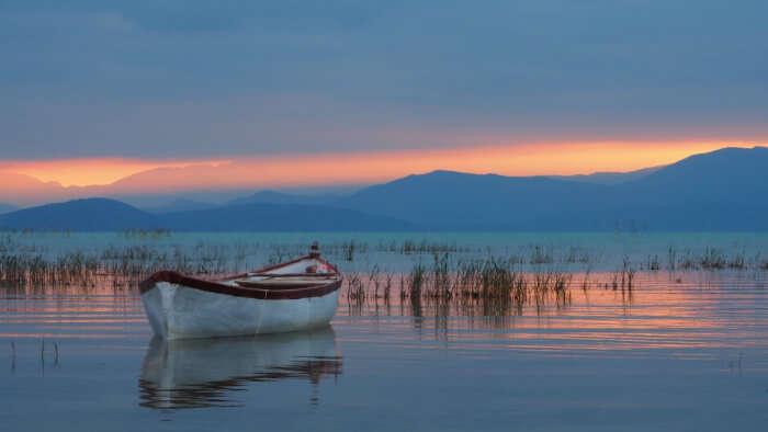 freshwater lake of Turkey