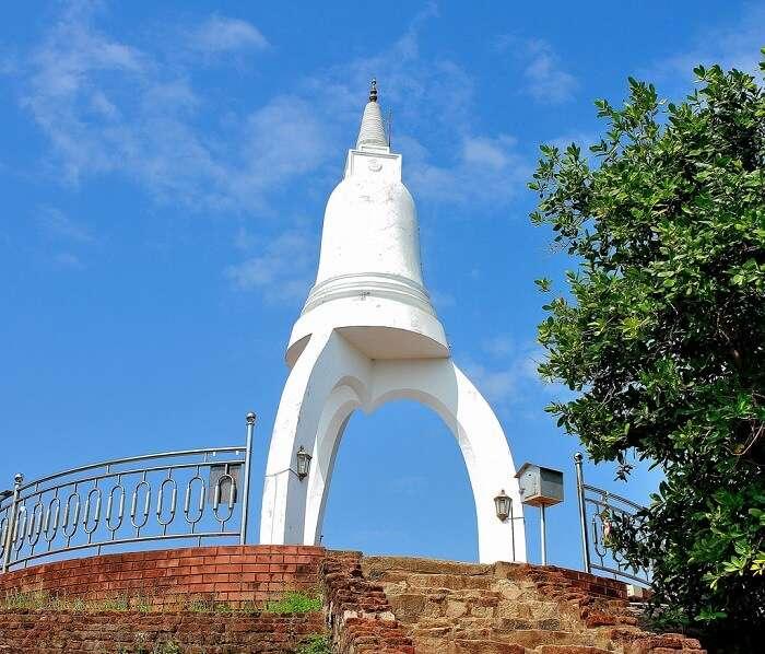 important Buddhist viharayas