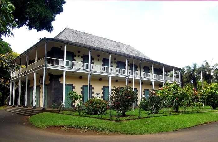 Le Chateau Mon Mauritius