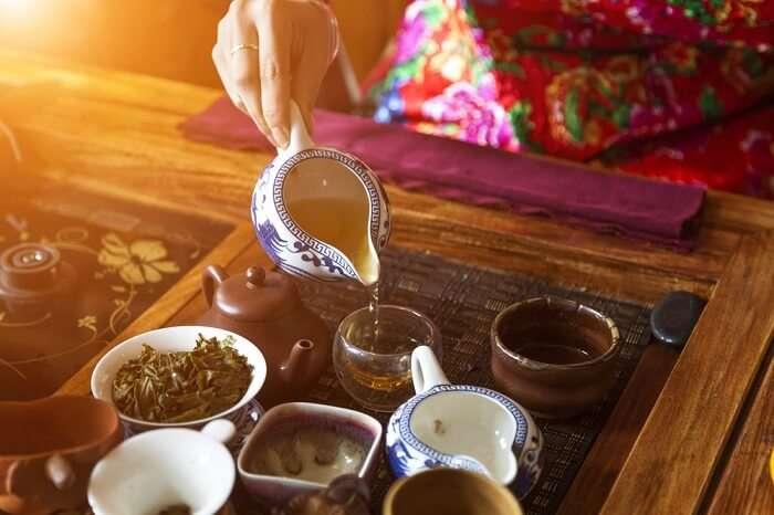 Amazing Li-nong Tea House
