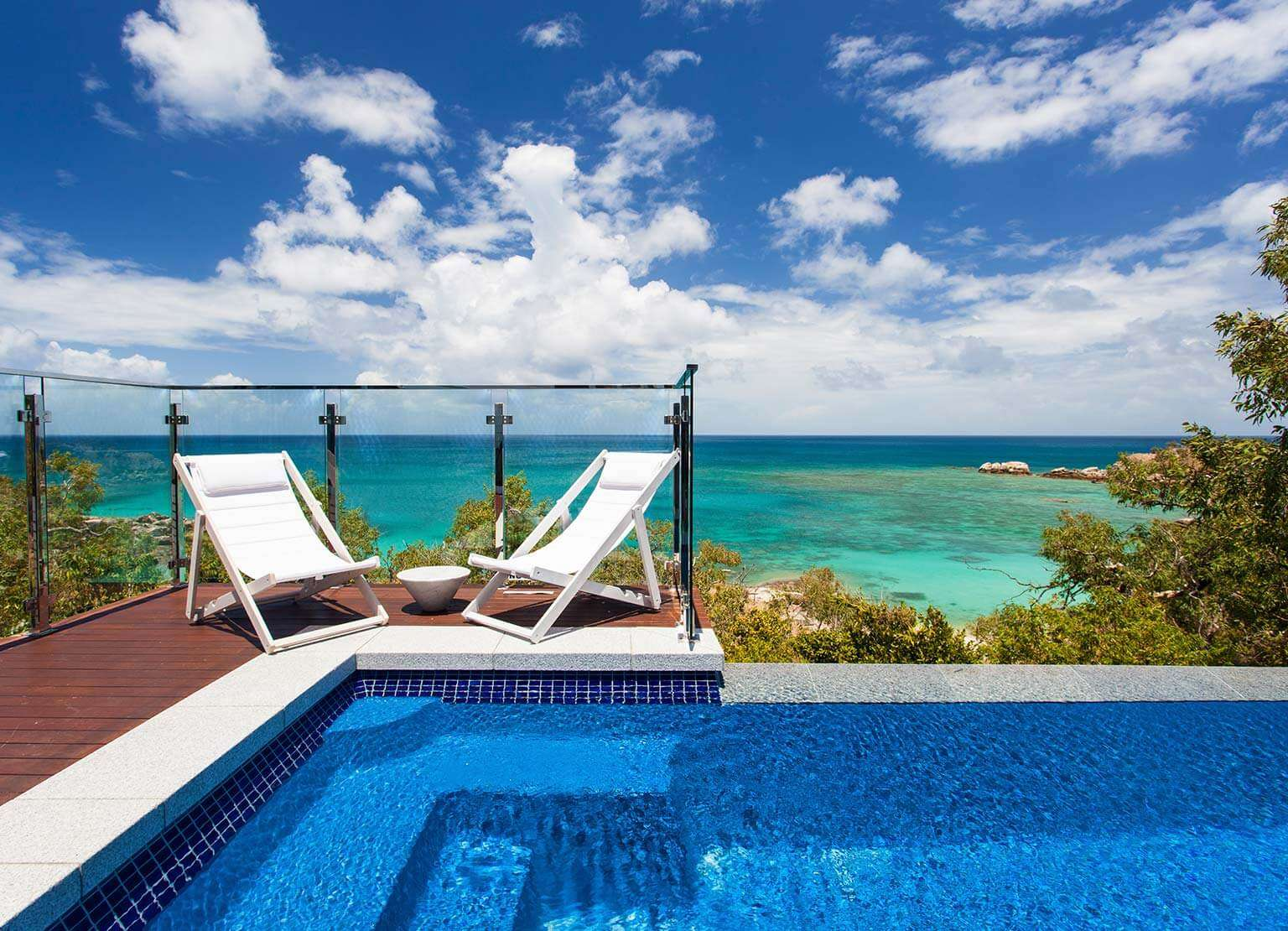 amazing Lizard Island Resort