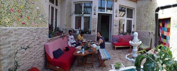 Hostel in Turkey