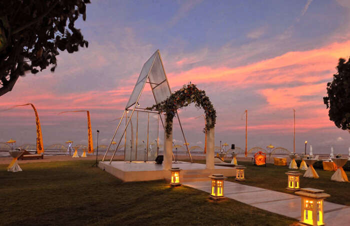 Mirage Wedding Chapel Bali