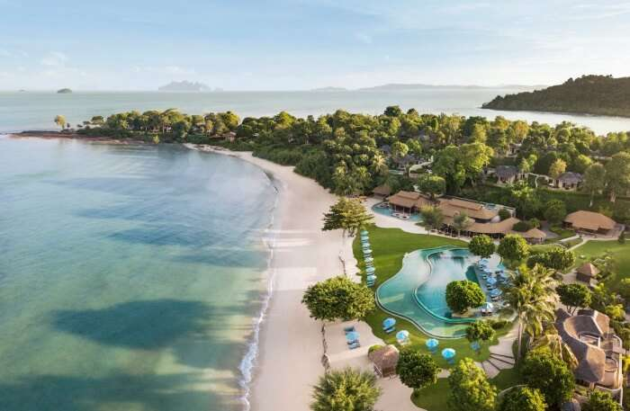 Naka Island Resort
