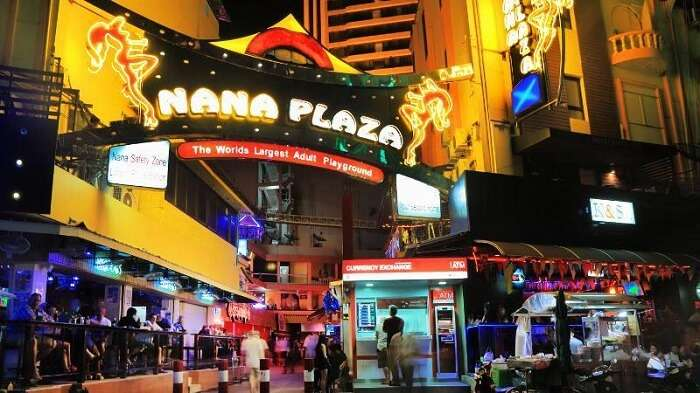 Nana Square Shopping Mall