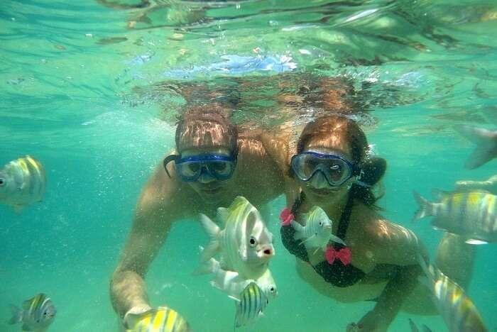 National Reef Park of Puerto Morelos