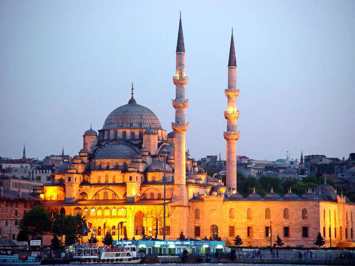 gorgeous Mosque