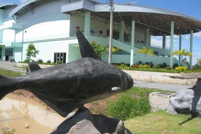 Nong_Khai Aquarium