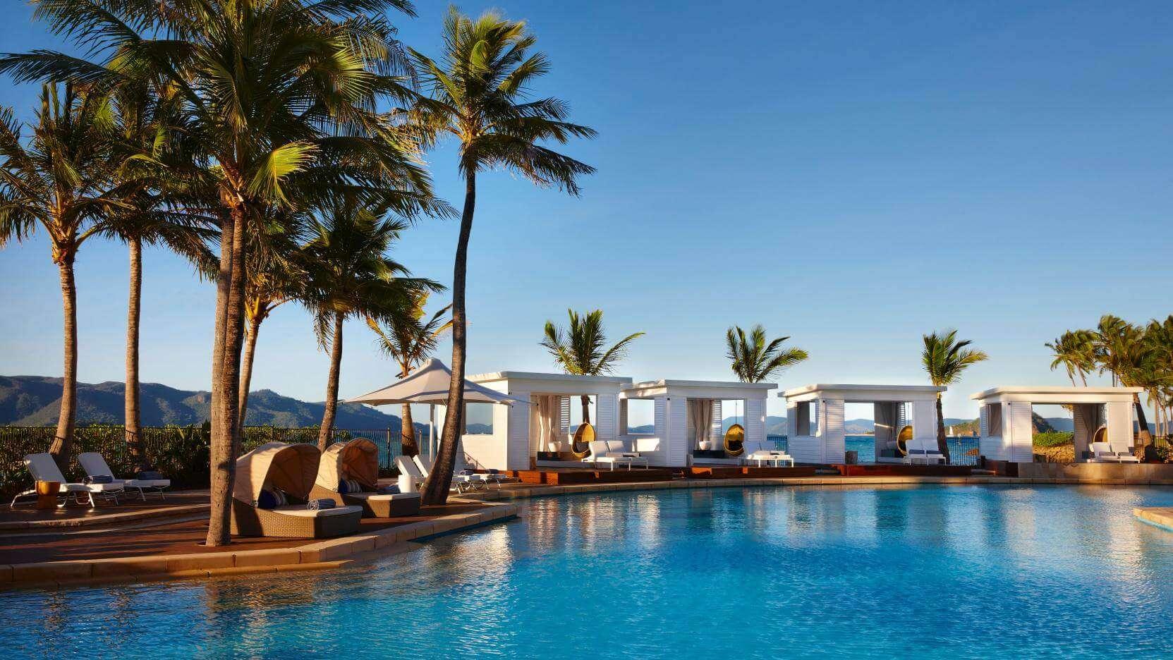 amazing One & Only Hayman Island Beach Resort