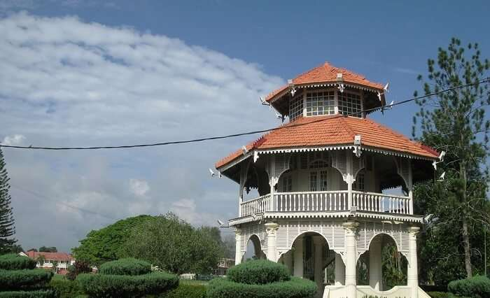 Pavilion Square