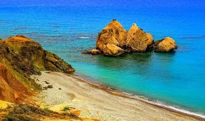 beach side