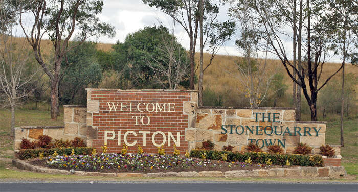 Picton haunted place