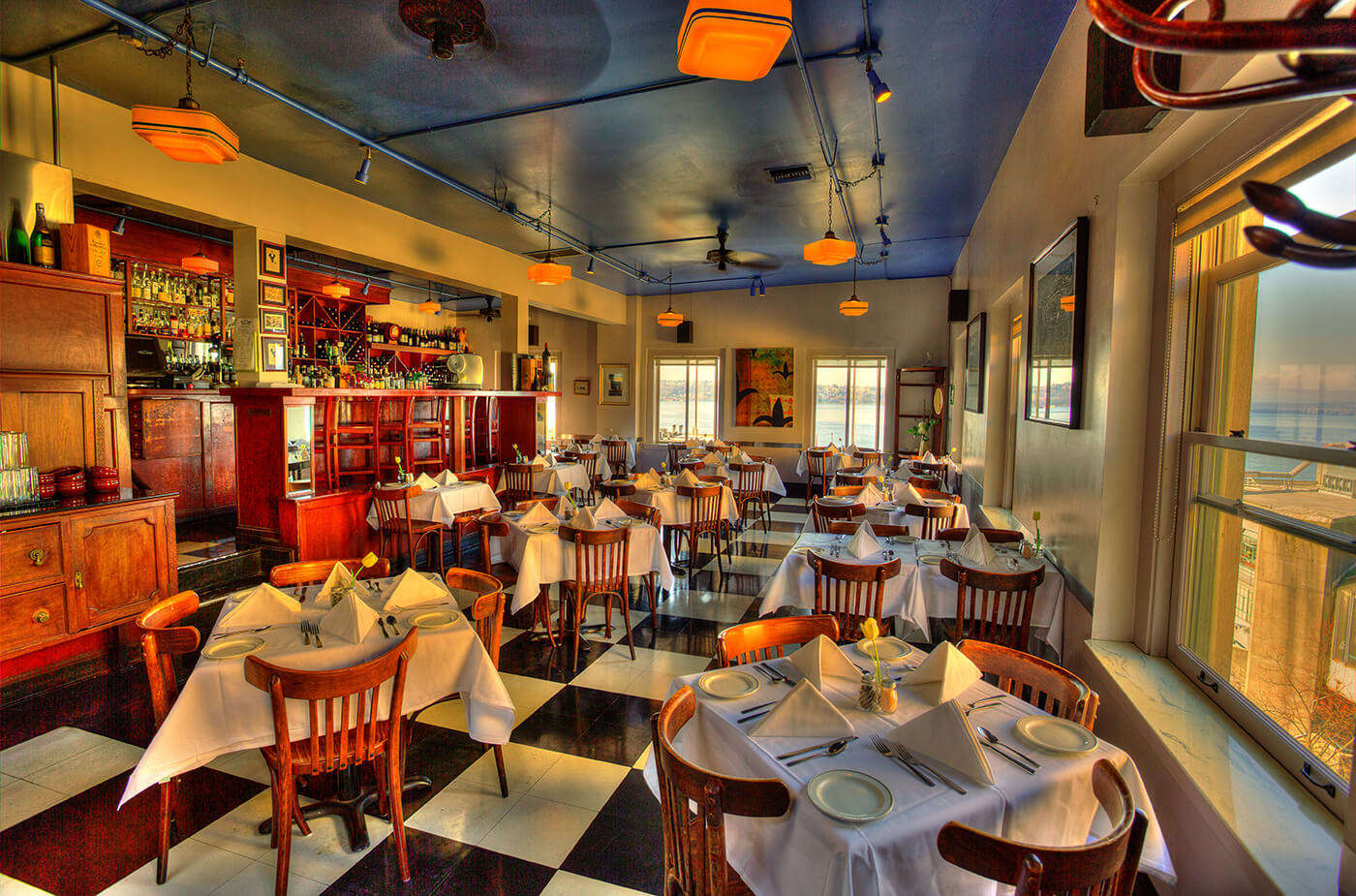 fine dining restaurants