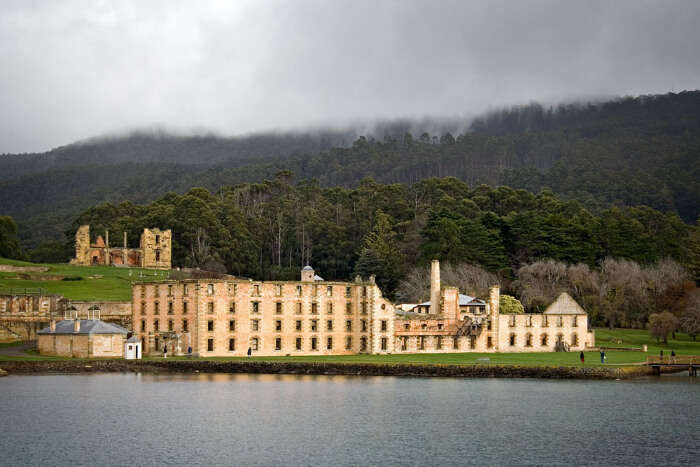 most haunted place in australia