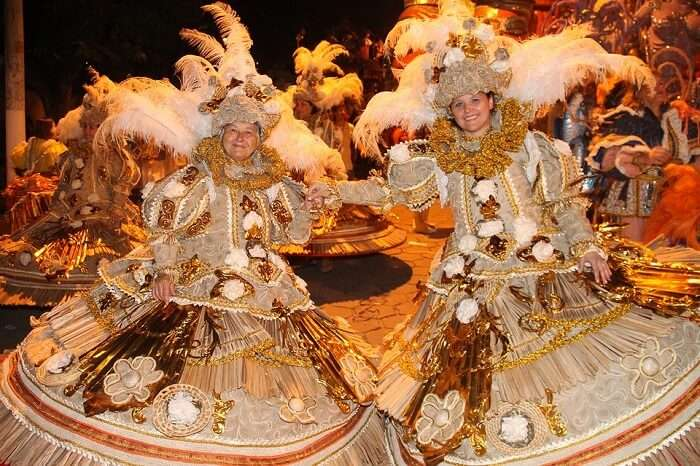 The grand Rio Carnaval