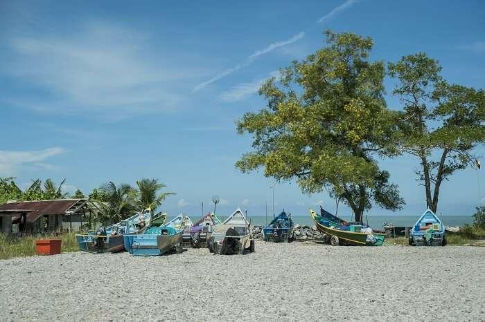 Sarawak Luak Bay