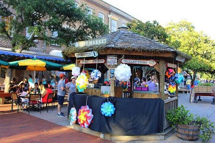 Savannah's City Market