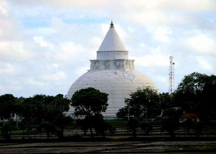 the holiest Buddhist sites