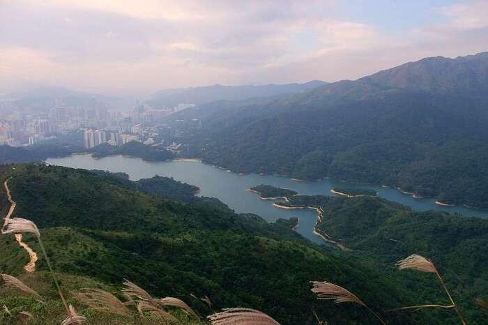 hiking and trekking trails