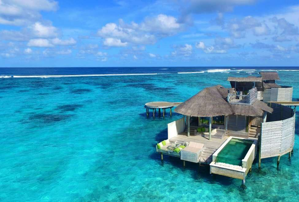 sustainable luxury resort in design