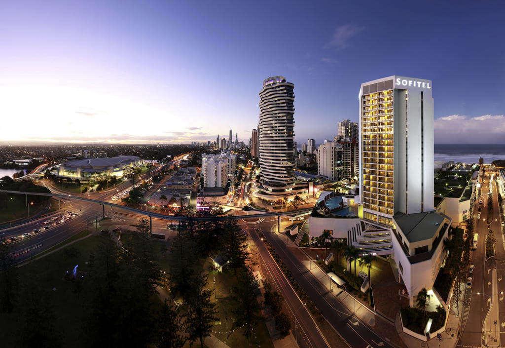 amazing Sofitel Gold Coast Broadbeach