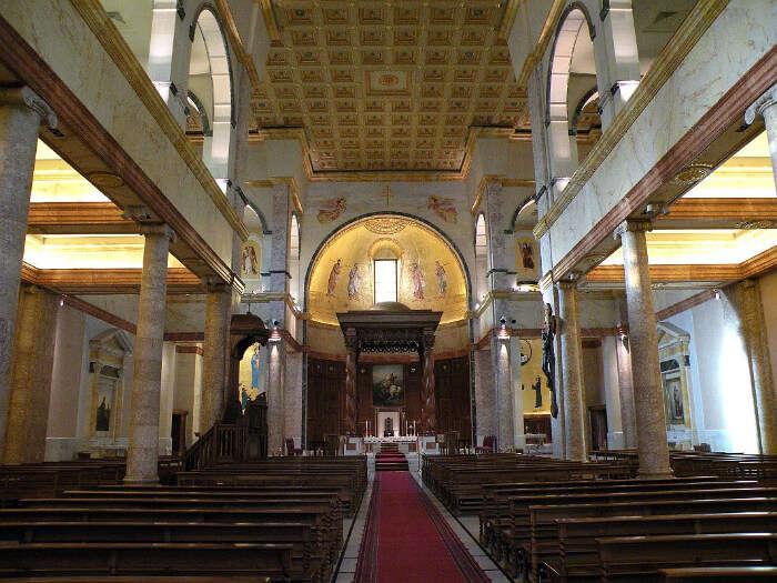 churches in beirut