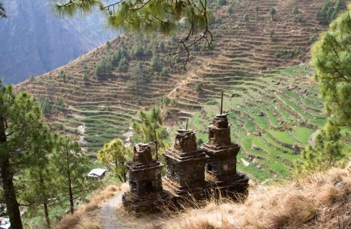 Tamang Heritage Trail View