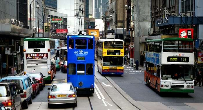 public transport systems