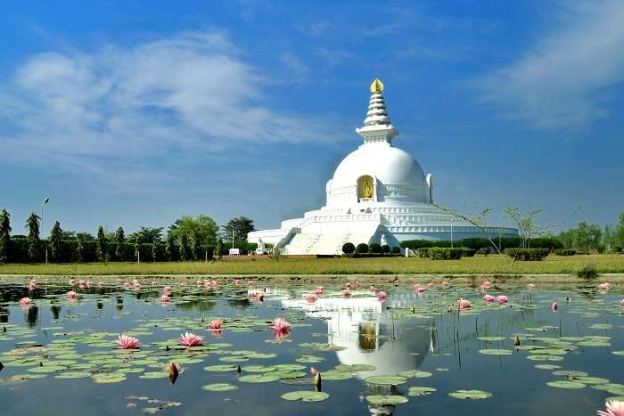 The_Monastery_of_World_Peace,_Lumbini