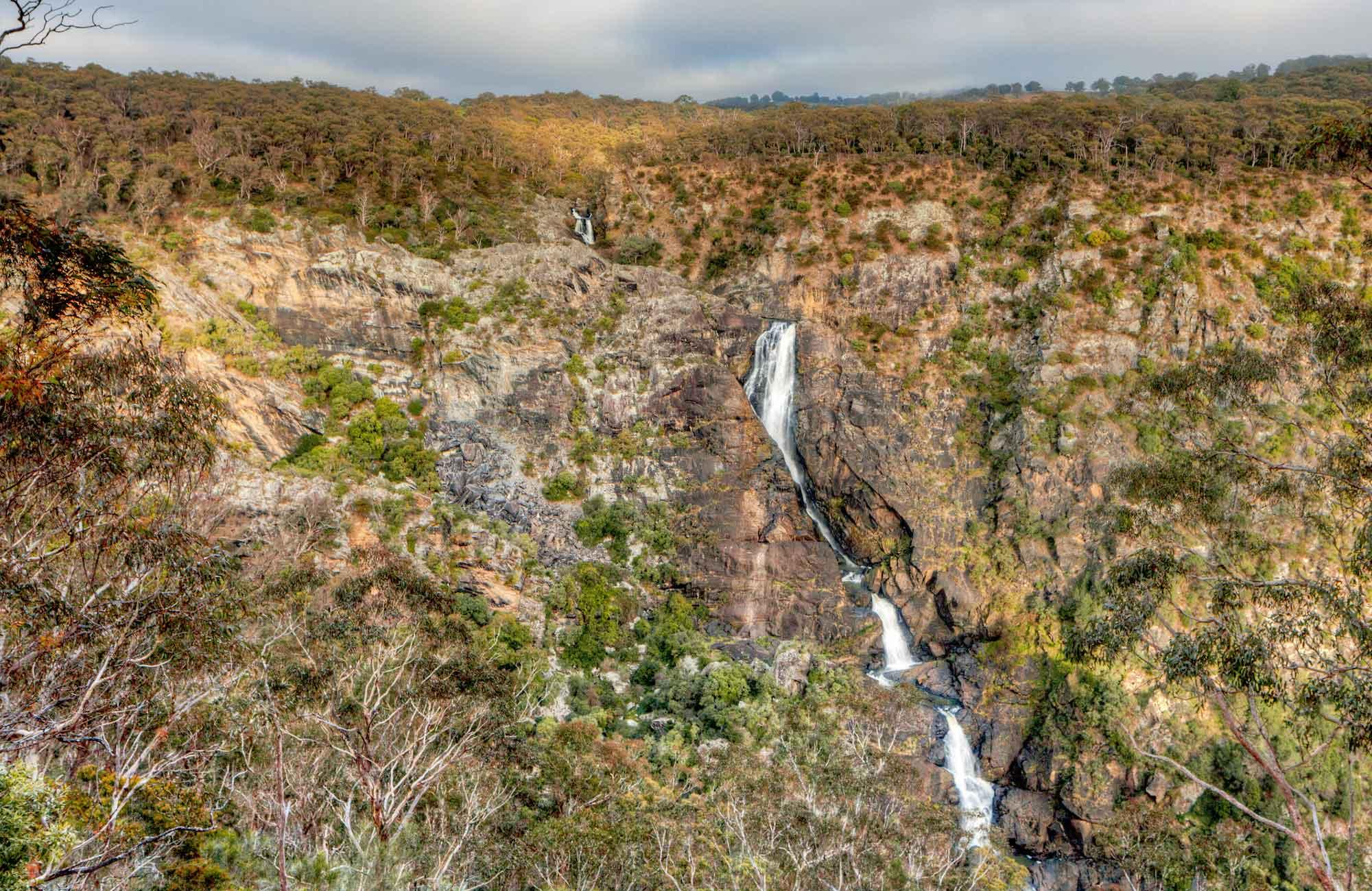 Beautiful Tia Falls