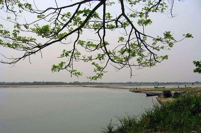 Torsa River Side